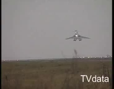 Watch and share Supersonic Tu-144 - Hard Landing GIFs on Gfycat