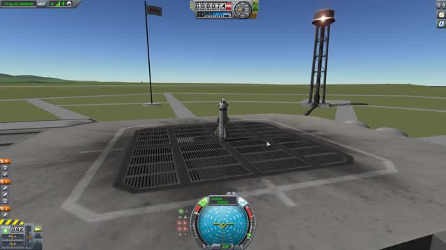 Watch Hit that monolith GIF by @rarechicken on Gfycat. Discover more kerbalspaceprogram GIFs on Gfycat