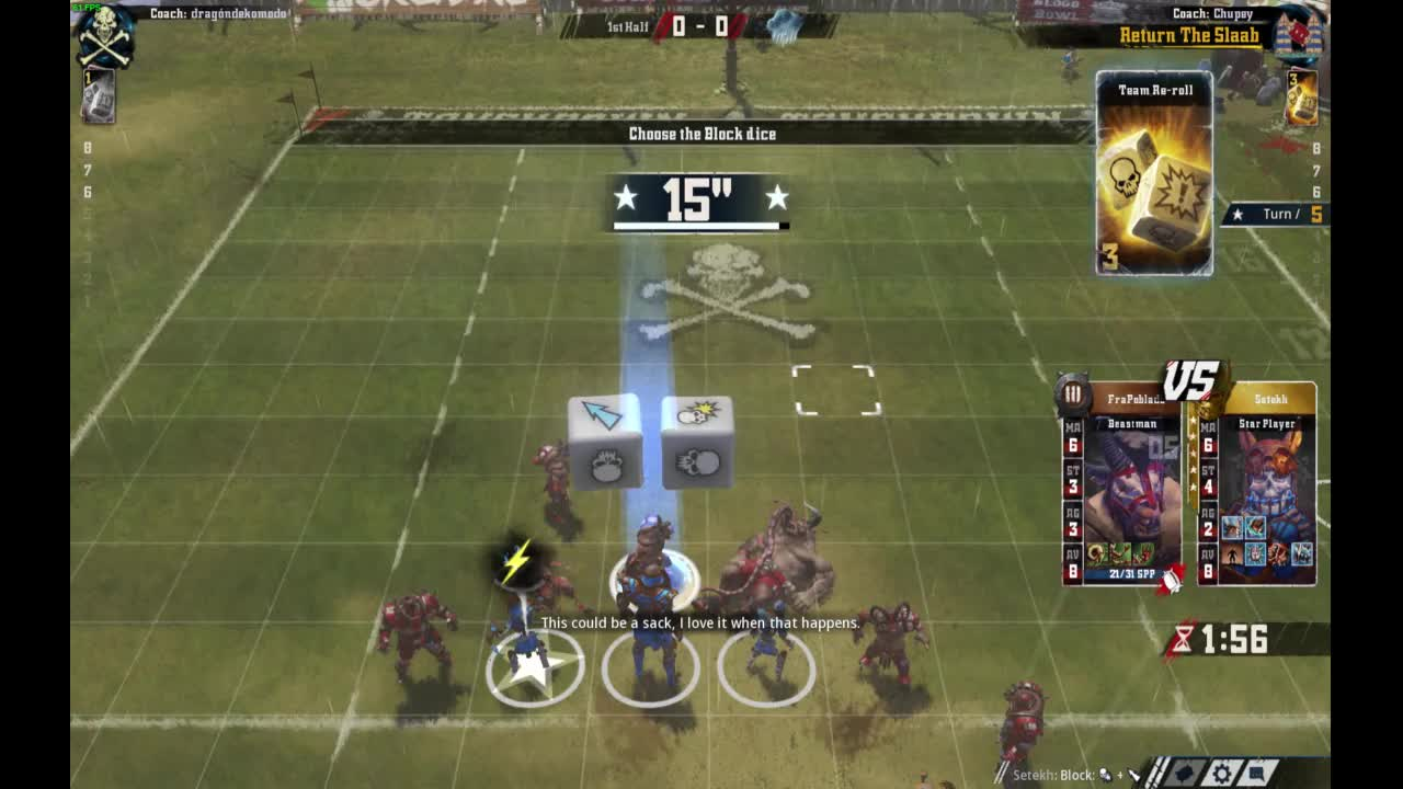 bloodbowl skeles in the rain GIFs