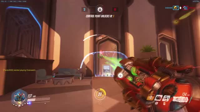 Overwatch orisa play of the game video