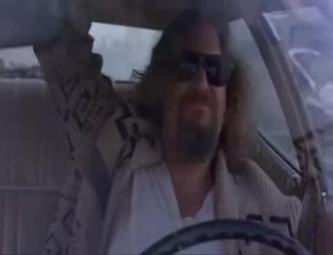 car, creedance, lebowski, Lebowski Creedance GIFs