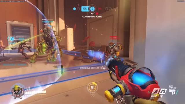 Watch and share Overwatch GIFs and Play GIFs by hawkward on Gfycat