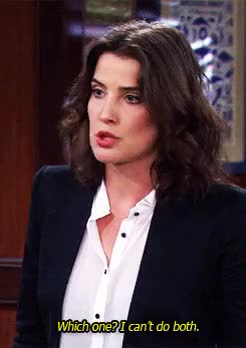 Watch and share Robin Scherbatsky GIFs and Cobie Smulders GIFs on Gfycat