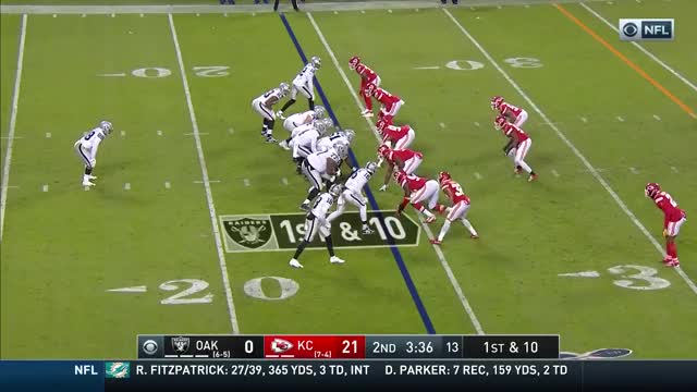 Watch and share Kansas City Chiefs GIFs and Oakland Raiders GIFs by Unsurprised on Gfycat