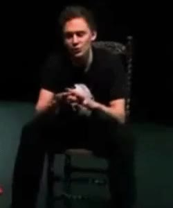 Watch and share Sorry Bad Quality GIFs and Tom Hiddleston GIFs on Gfycat