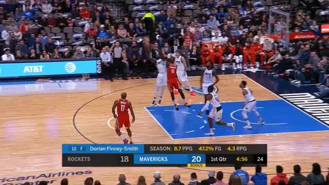 Watch and share Dallas Mavericks GIFs and Houston Rockets GIFs by dirk41 on Gfycat