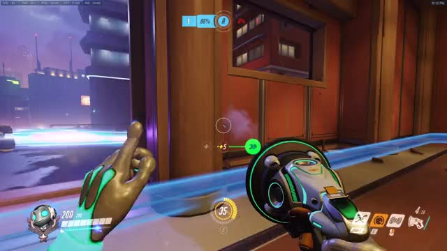 Watch and share Overwatch GIFs by dicksout on Gfycat
