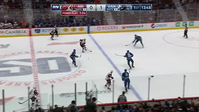 Watch and share Vancouver Canucks GIFs and Hockey GIFs by Matt D on Gfycat