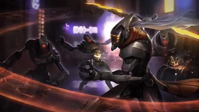 PROJECT: MASTER YI - Login Screen