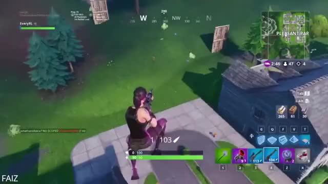 Watch 10 Minutes of Pure Luck in Fortnite GIF on Gfycat. Discover more Ninja, fortnite GIFs on Gfycat