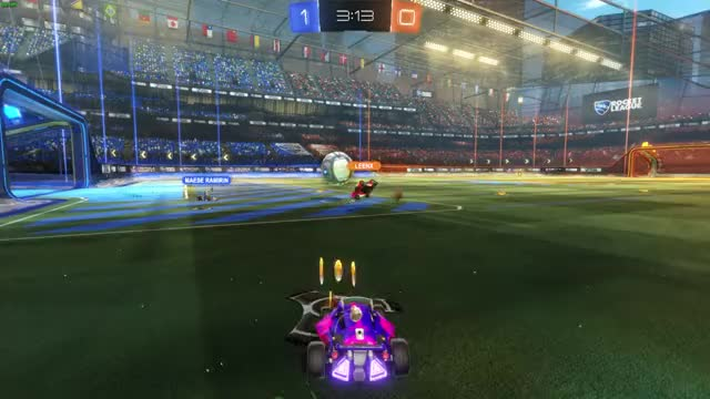 Watch and share Rocket League GIFs and Football GIFs on Gfycat