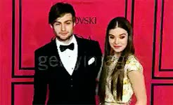 Watch and share Hailee Steinfeld GIFs and Douglas Booth GIFs on Gfycat
