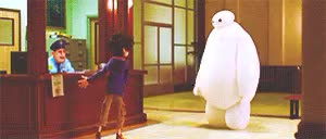 Watch and share Low Battery GIFs and Big Hero 6 GIFs on Gfycat