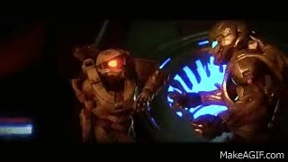 Watch Halo 5: Guardians - Master Chief Vs Locke GIF on Gfycat. Discover more related GIFs on Gfycat