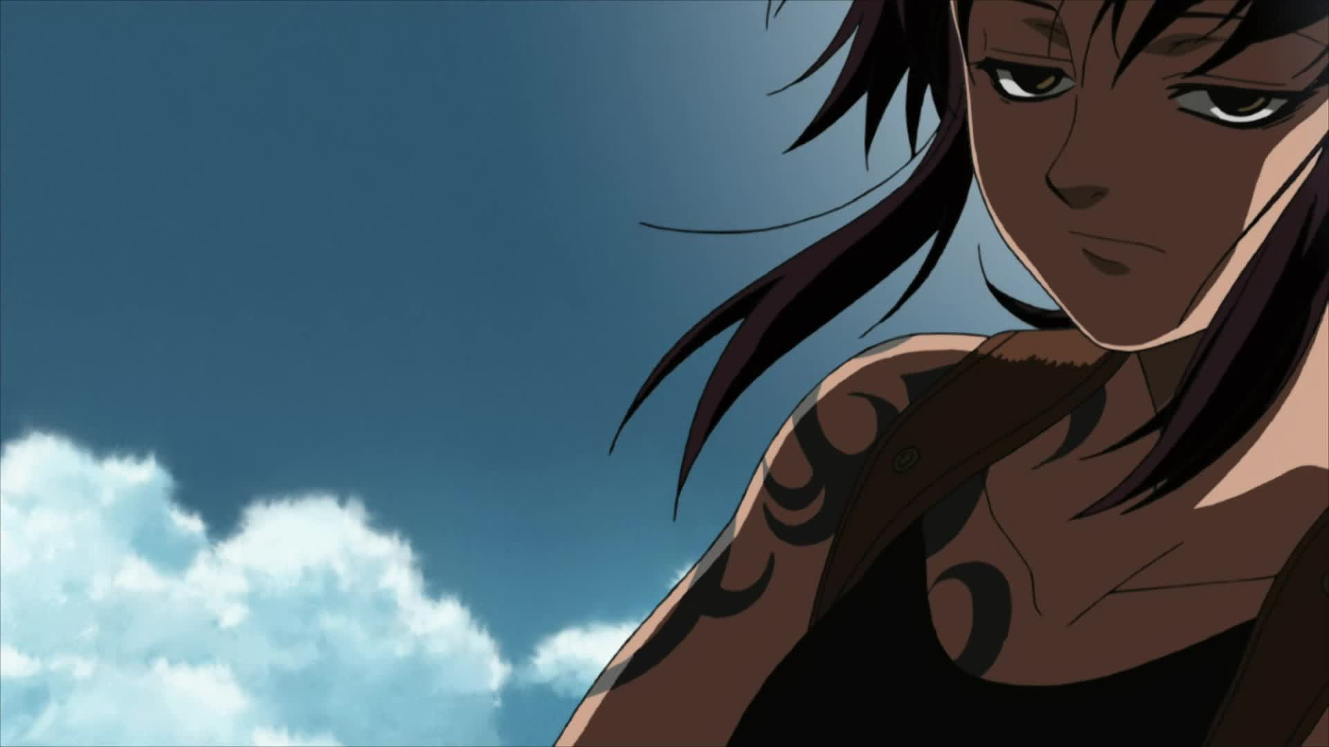 Wingsoflight, anime, [Rewatch] [Spoilers] Black Lagoon - Episode 3 (reddit) GIFs