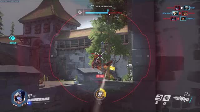 how to get aimbot on overwatch