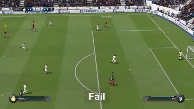 Watch Fail GIF by Gamer DVR (@xboxdvr) on Gfycat. Discover more FIFA19, el wipi, xbox, xbox dvr, xbox one GIFs on Gfycat