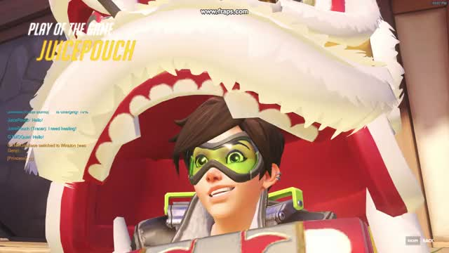 Watch and share Overwatch 2017-09-29 22-07-46-47 GIFs by juicepouch on Gfycat