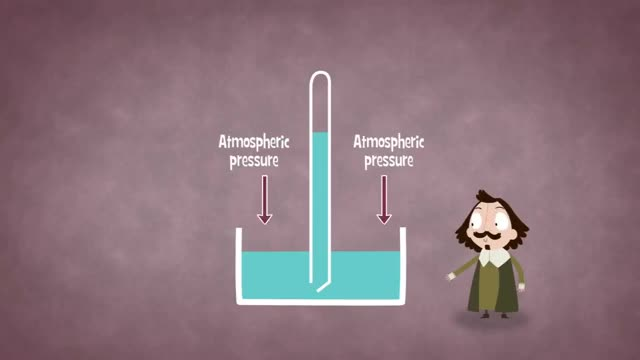 Watch and share The History Of The Barometer (and How It Works) - Asaf Bar-Yosef GIFs on Gfycat