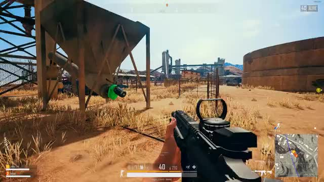 Watch and share Vlc-record-2017-12-15-23h22m56s-PLAYERUNKNOWN GIFs on Gfycat