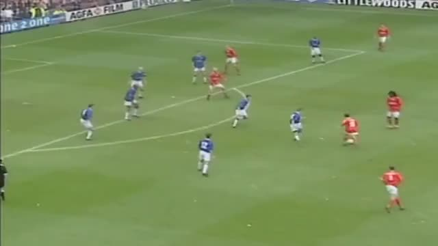 Watch and share CHESTERFIELD FC V MIDDLESBROUGH FC - FA CUP SEMI FINAL - 13TH APRIL 1997 - OLD TRAFORD - 3-3 GIFs on Gfycat