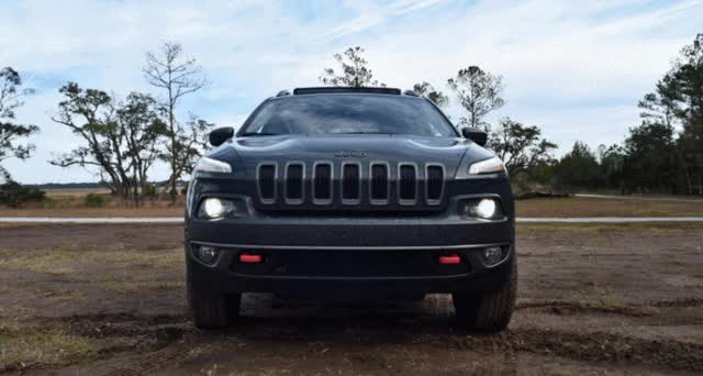 Watch and share Jeep Cherokee TRAILHAWK GIFs on Gfycat