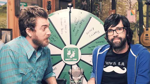Watch and share Rhett And Link GIFs and Grave Gif GIFs on Gfycat