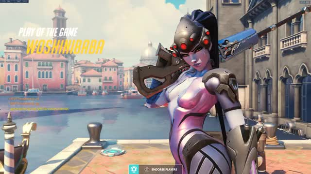 Watch Overwatch 2018.12.29 - 02.56.45.18.DVR GIF on Gfycat. Discover more related GIFs on Gfycat