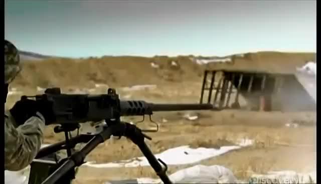 Watch and share The M2 Machine Gun GIFs on Gfycat