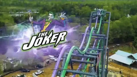 Watch and share New Roller Coaster Coming To Six Flags NE Soon!!! | Wendy | Country 92 GIFs on Gfycat