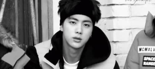 Watch and share Jin GIFs on Gfycat