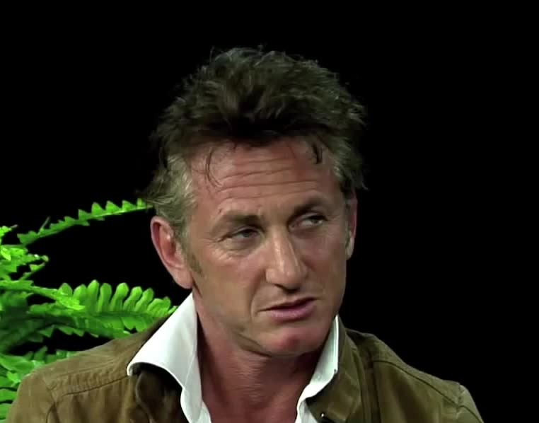 between two ferns, between two ferns with zach galifianakis, exasperated, oh well, sean penn, sigh, Sean Penn: Between Two Ferns with Zach Galifianakis GIFs