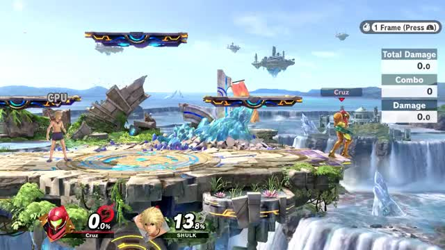 Watch and share Samus Ssbu GIFs by cruzloops on Gfycat