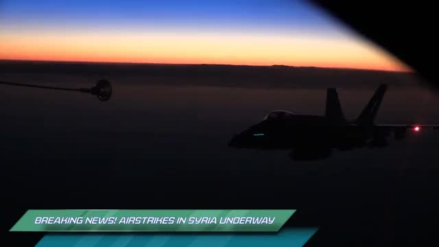 Watch BREAKING NEWS Airstrikes in Syria GIF on Gfycat. Discover more Airstrikes, Behind The Scenes, France, God Bless The USA, Larry Webster, Media Magik Entertainment, On The Set, Syria, UK, US Airforce, US Military, USAF, We Salute Our Men and Women in Uniform GIFs on Gfycat