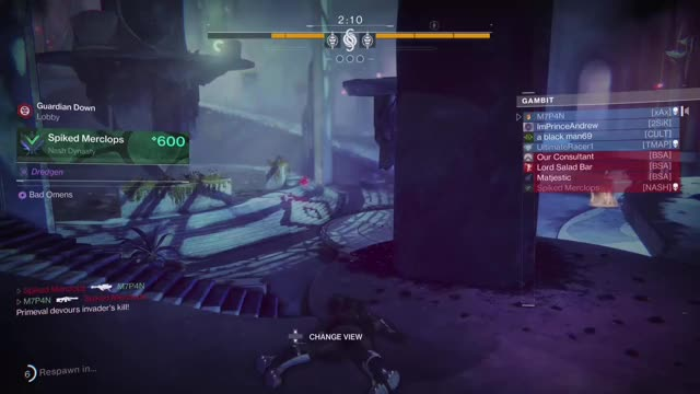Watch Chaos  GIF by Xbox DVR (@xboxdvr) on Gfycat. Discover more Destiny2, M7P4N, xbox, xbox dvr, xbox one GIFs on Gfycat