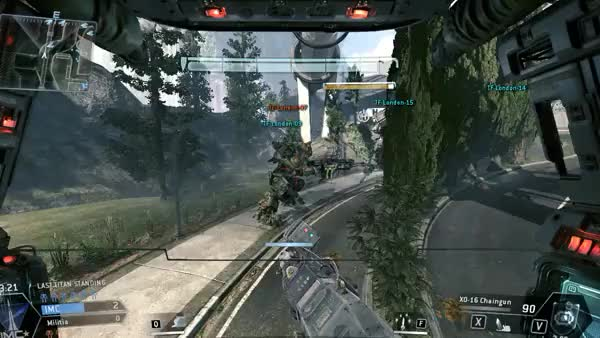 Watch and share Titanfall ROBO BIFF GIFs by cthursten on Gfycat
