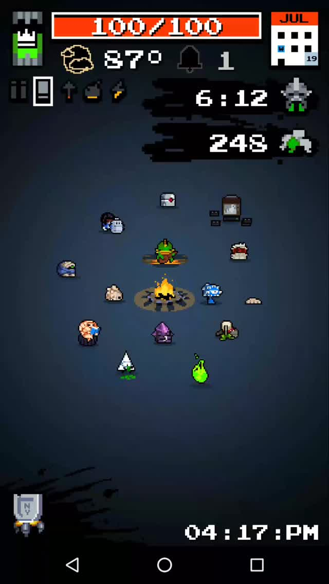 Watch Nuclear Throne Home Screen GIF on Gfycat. Discover more related GIFs on Gfycat