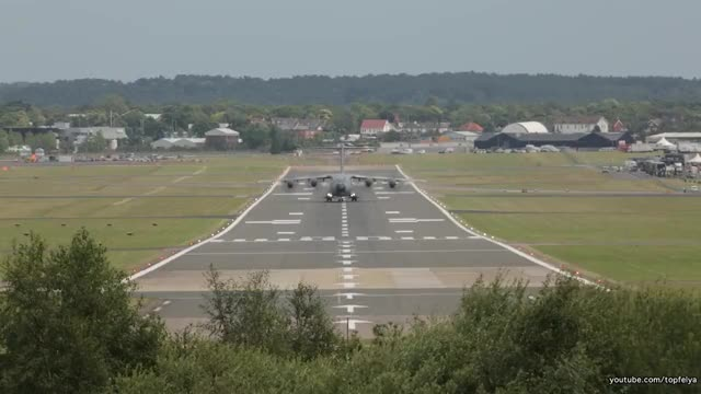 Watch and share Airbus A400m GIFs on Gfycat