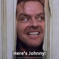 Watch and share Jack Nicholson GIFs on Gfycat