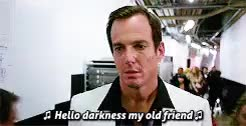Watch and share Hello Darkness My Old Friend GIFs on Gfycat