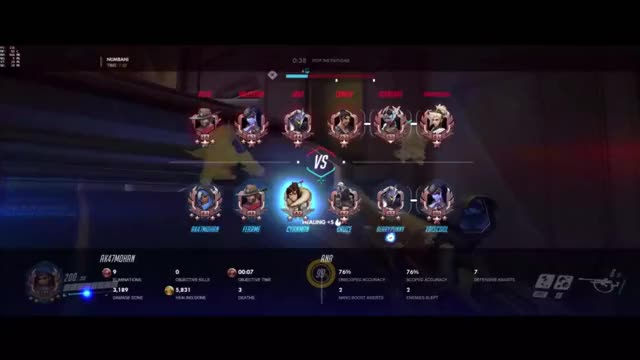 Watch When two people are fighting and you try to intervene GIF on Gfycat. Discover more gamingpc, overwatch GIFs on Gfycat
