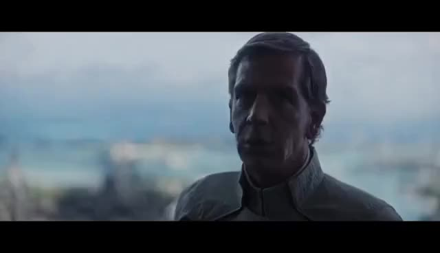 Watch Director Krennic - Deploy the garrison! Move! Rogue One GIF on Gfycat. Discover more related GIFs on Gfycat