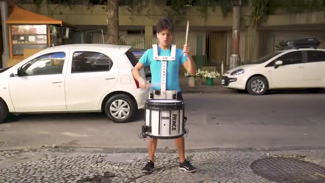 Watch and share The Magical Drum   Rudy Mancuso GIFs by Reactions on Gfycat