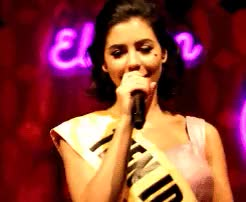 Watch and share Marina Diamandis GIFs and She's The Queen GIFs on Gfycat