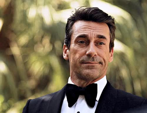 Watch and share Jon Hamm GIFs and Tuxedo GIFs on Gfycat