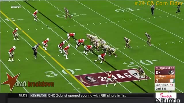 Watch and share Corn Elder (Miami) Vs. Florida State (2016) GIFs by Jamie Hayes on Gfycat