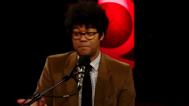 Watch and share Richard Ayoade GIFs and Interview GIFs on Gfycat