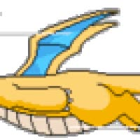 Watch and share Dragonite animated stickers on Gfycat