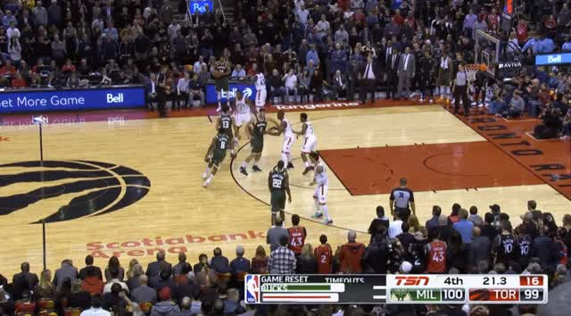 Watch and share Raptors Traps GIFs by blakemurphyodc on Gfycat
