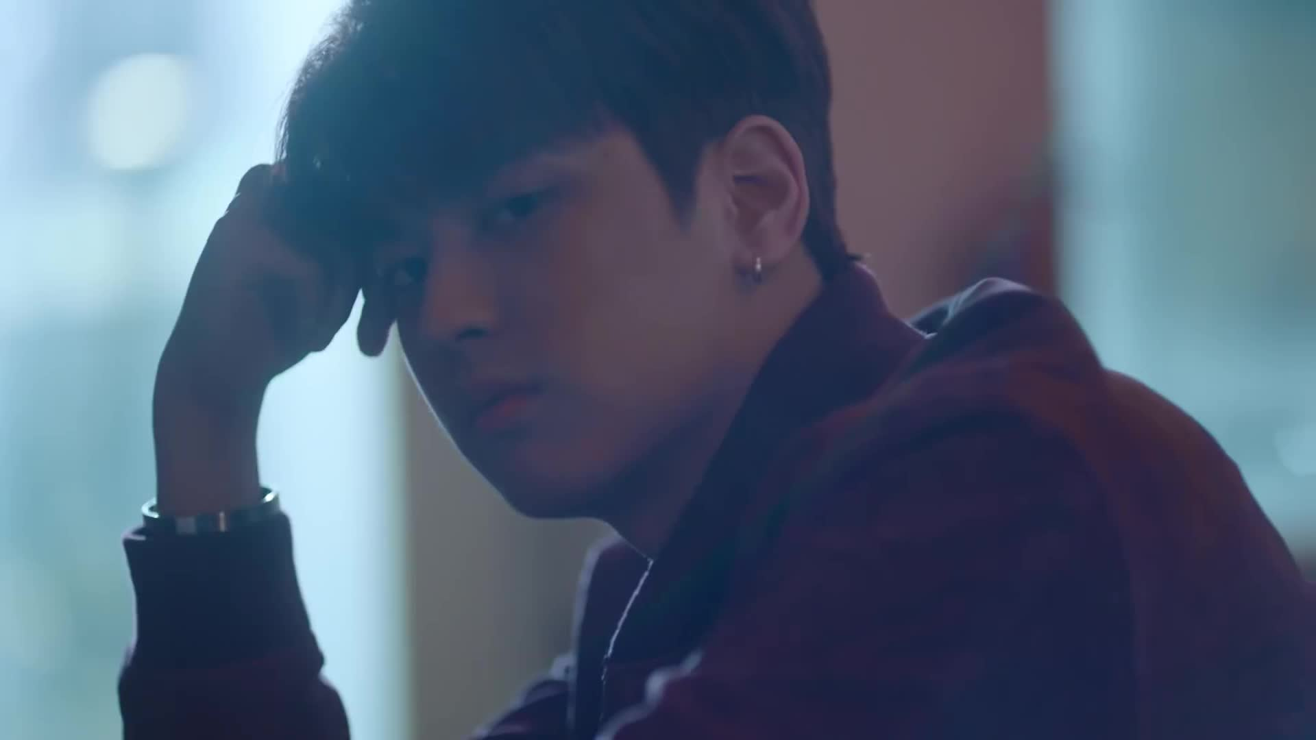 chanwoo love scenario gif by youngthek find download share